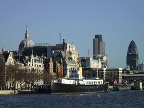 ENiGMA scale solution is installed in some of London's iconic buildings
